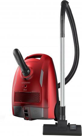 Пылесос Daewoo RGH-210R с мешком сухая уборка 2200Вт красный пылесос daewoo rgh 210r