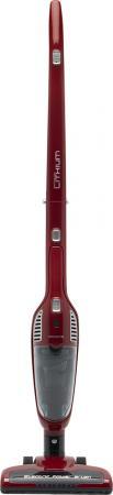 Электровеник Polaris PVCS 0518 сухая уборка красный ручной пылесос handstick polaris pvcs 0418 125вт черный голубой