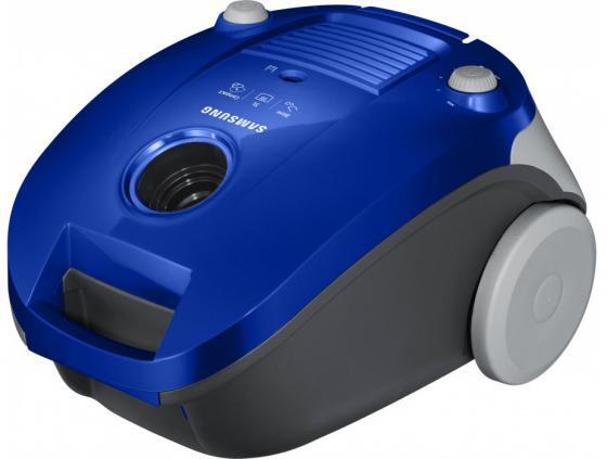 Пылесос Samsung VCC4140V3A 1600Вт синий пылесос samsung sc 20 f 30 wnf