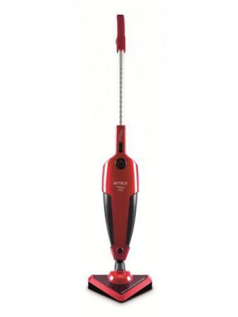Пылесос ARNICA TRIA Pro черно-красный для каждодневной уборки