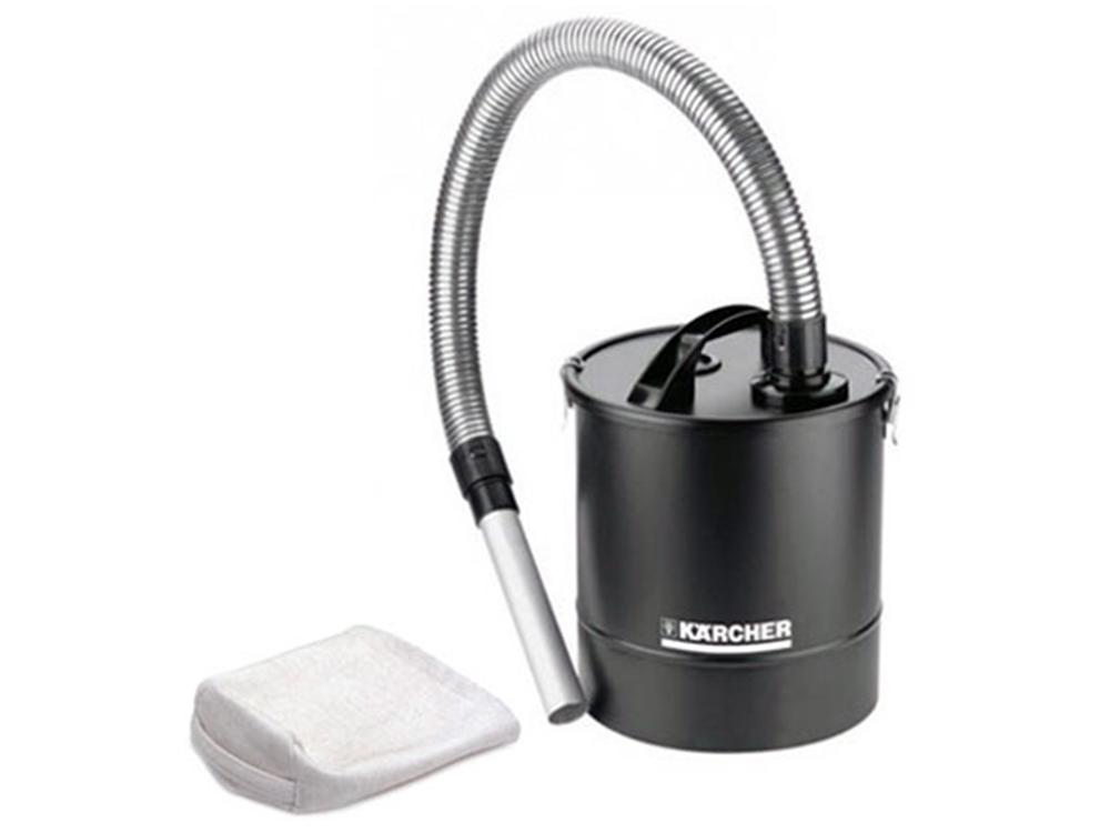 Аксессуар для пылесосов Karcher WD, зольный фильтр Premium, 20л, шланг 1м, для очистки каминов, грилей, банных печей