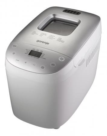 Хлебопечь Gorenje BM1600WG 16 программ 850 Вт
