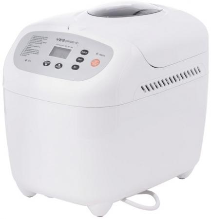 Хлебопечь VES Electric SK-A1 белый хлебопечка ves sk a1