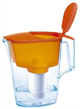 Водоочиститель Кувшин Аквафор АРТ (с В100-5) оранжевый