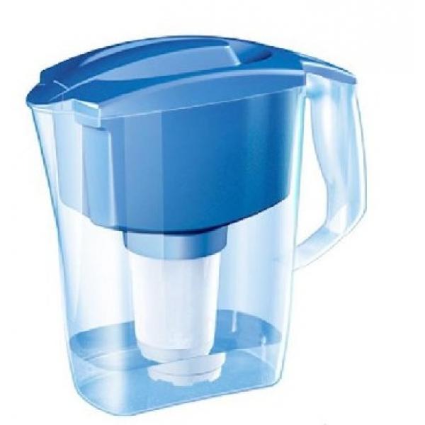 Водоочиститель Кувшин Аквафор АРТ (с В100-5) синий фильтр арт аквафор арт