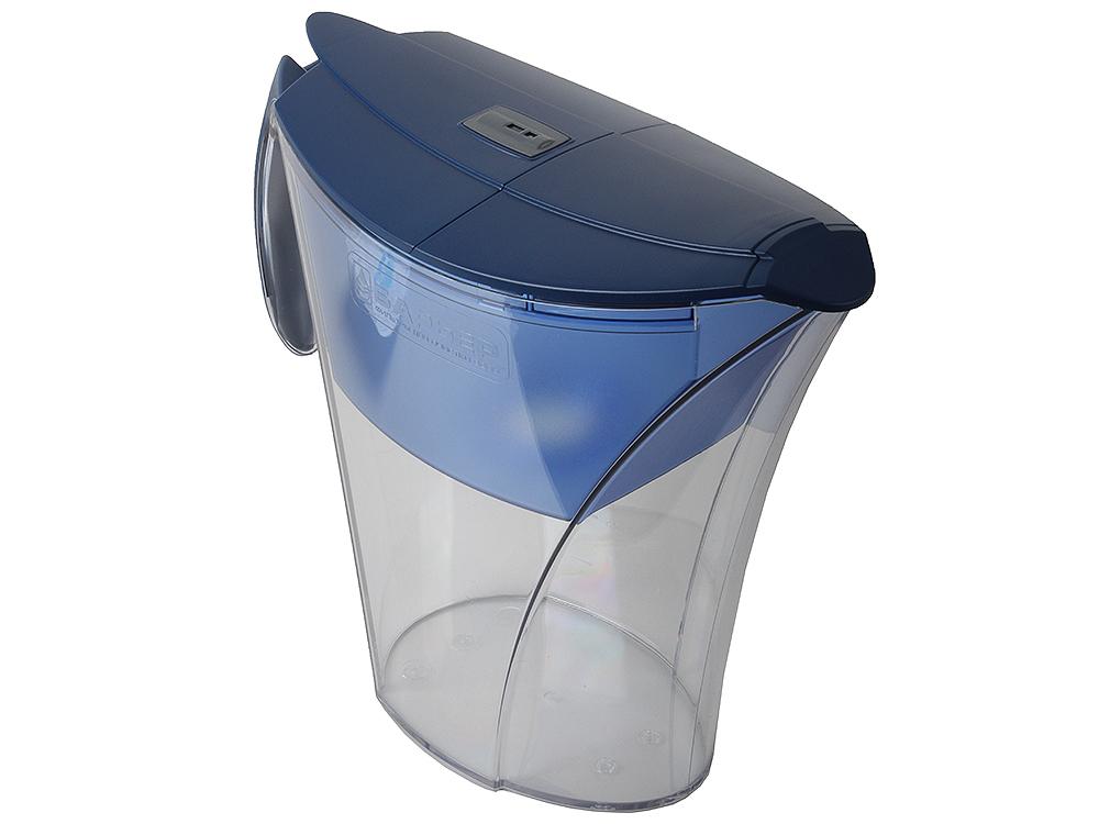 """Фильтр-кувшин для очистки воды """"Барьер-Смарт"""" (синий)"""