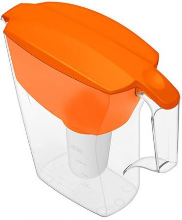 Фильтр для воды Аквафор АРТ кувшин оранжевый