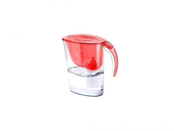Фильтр для воды Барьер ЭКО кувшин красный