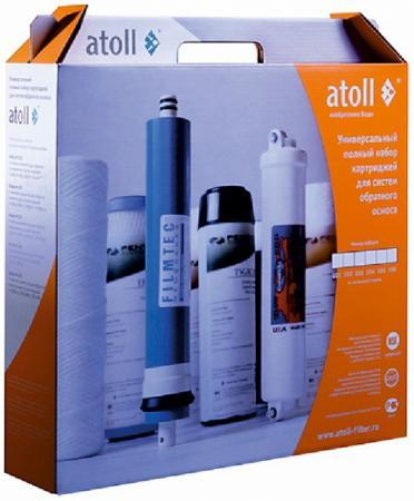 Набор фильтрэлементов atoll №101 (для серий A-460,A-450, A-445) мото шлем yohe yh 856 885 a