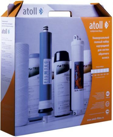 Набор фильтрэлементов atoll №104m (для A-575m box STD/A-575Em Sailboat, CMB-R3) с минерализатором acrylic case enclosure box for arduino uno r3