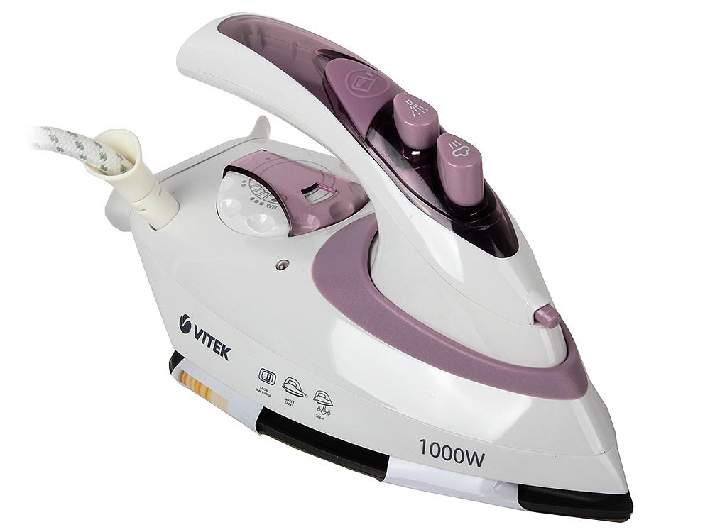 Утюг VITEK VT-1227 (PK) утюг vitek vt 1247 3000вт фиолетовый