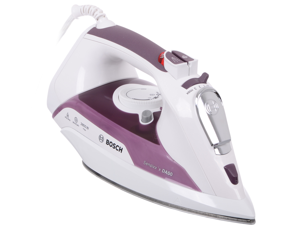Утюг Bosch TDA5028110 утюг зелмер 06200