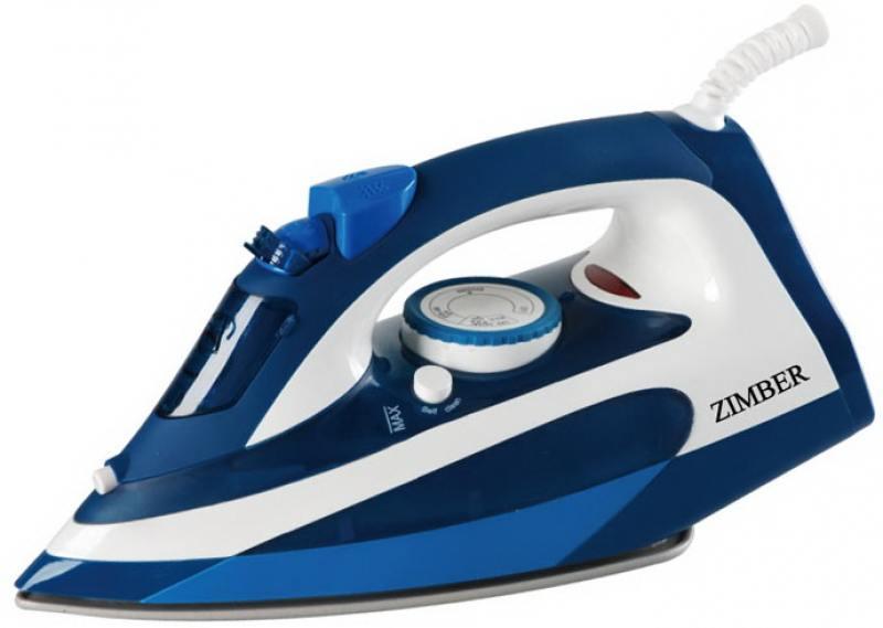Утюг Zimber ZM-11001 2200Вт синий
