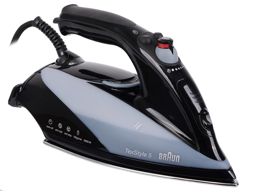 Утюг Braun TexStyle 5 TS545SА 2000Вт чёрный