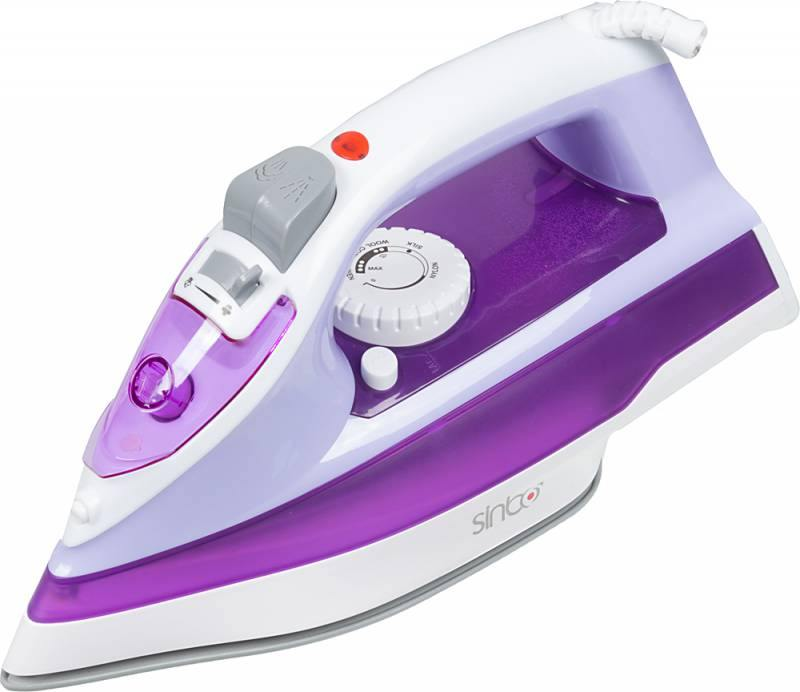 Утюг Sinbo SSI 2887 2200Вт пурпурный чайник sinbo sk 7315 white