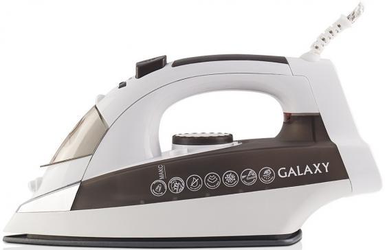 Утюг GALAXY GL6117 2200Вт коричневый утюг galaxy