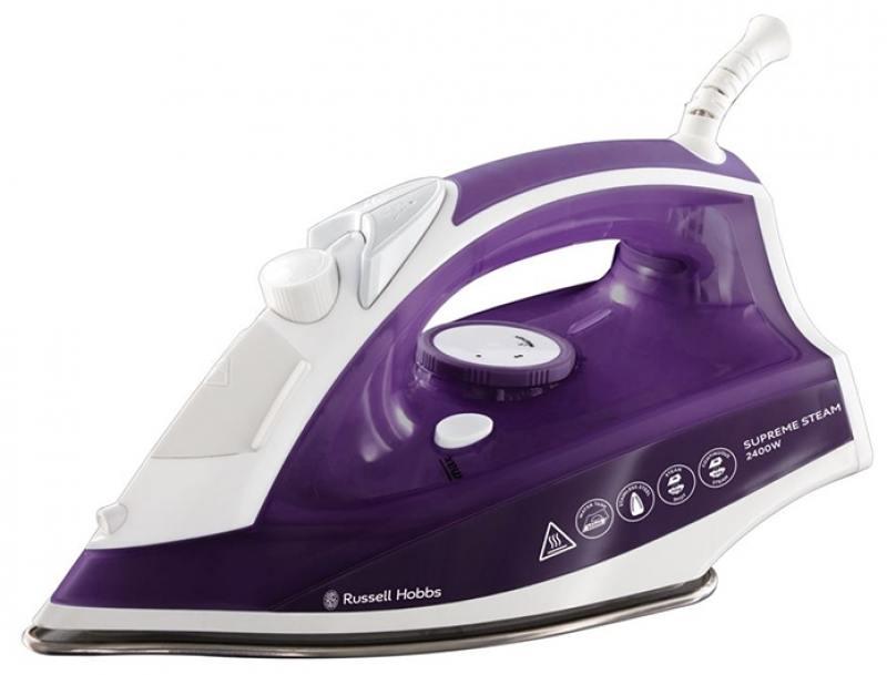 Утюг Russell Hobbs 23060-56 2400Вт фиолетовый