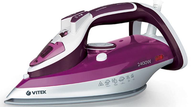 Утюг Vitek VT-1246 утюг vitek vt 1247 3000вт фиолетовый