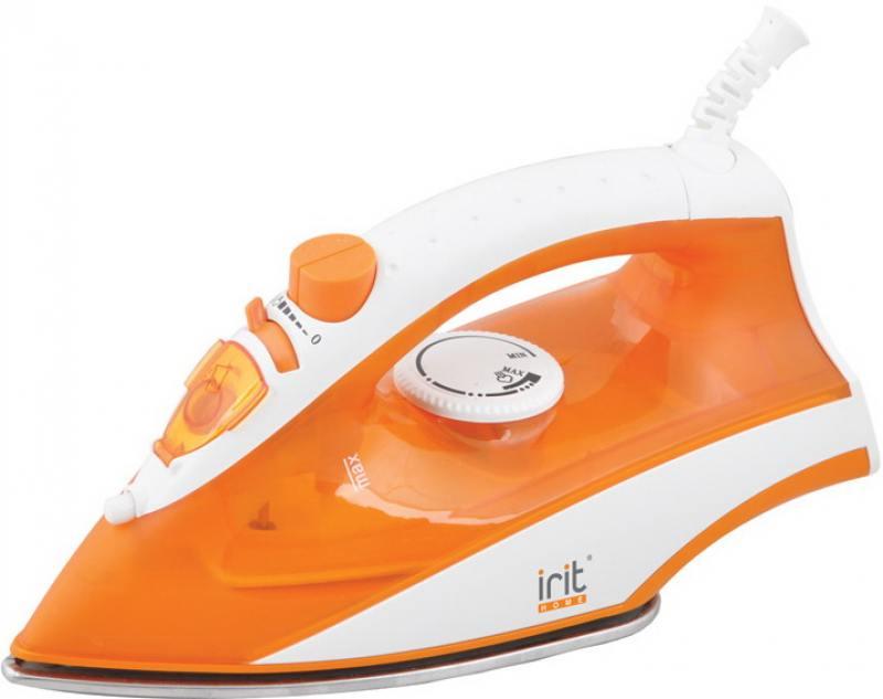 Утюг Irit IR-2216 1600Вт оранжевый набор инструментов irit ir 104h