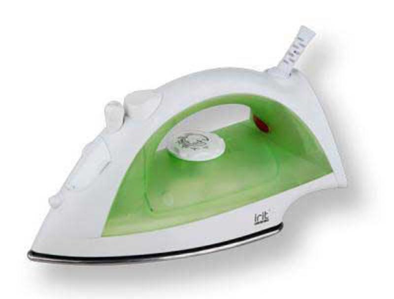 Утюг Irit IR-2221 1800Вт зелёный чайник irit ir 1314 1500 вт зелёный 1 8 л нержавеющая сталь