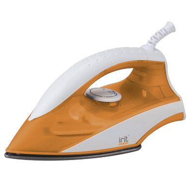 Утюг Irit IR-2103 1400Вт оранжевый irit ir 2103