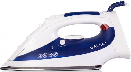Утюг Galaxy GL6102 синий утюг galaxy