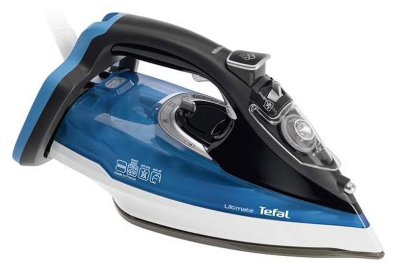 Утюг Tefal FV9715E0 2200Вт синий черный утюг tefal fv2548e0 2200вт фиолетовый