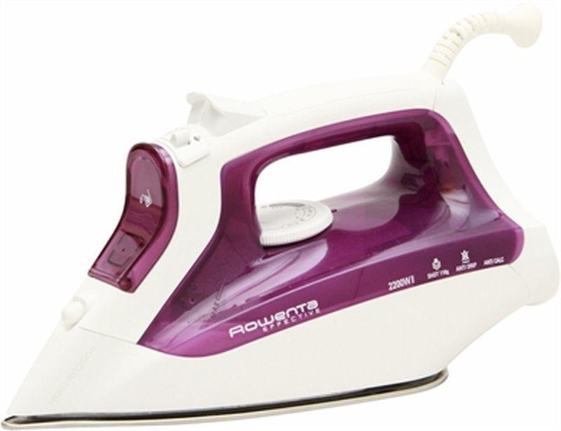цена на Утюг Rowenta DW1120D1 2200Вт фиолетовый белый