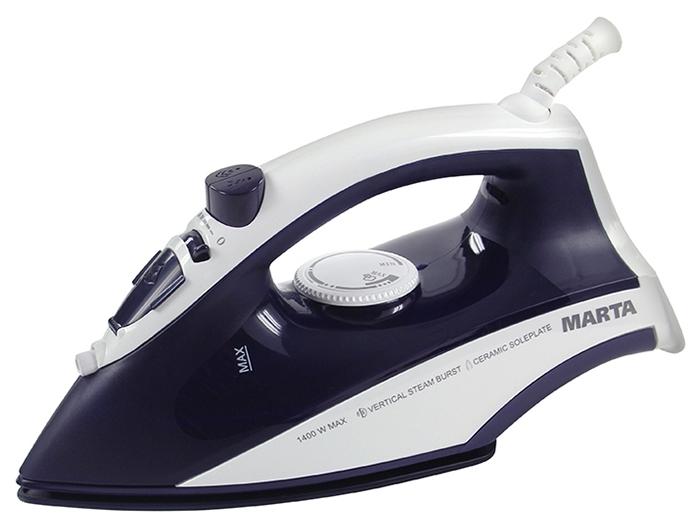 MARTA MT-1129 Утюг синий сапфир