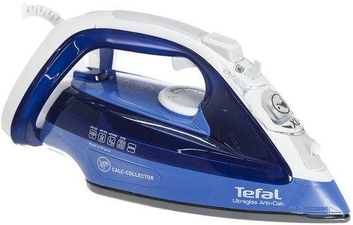 Утюг Tefal FV 4944E0 Ultragliss Anti-Calc,2500Вт,под.Durilium 360°,п/у 150г/мин,пар 0-40г/мин,в/п,эко режим