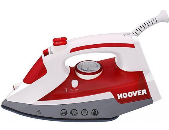 Утюг Hoover TIM2500EU 2500Вт красный/белый утюг tefal fv5510e0 2500вт зелёный белый