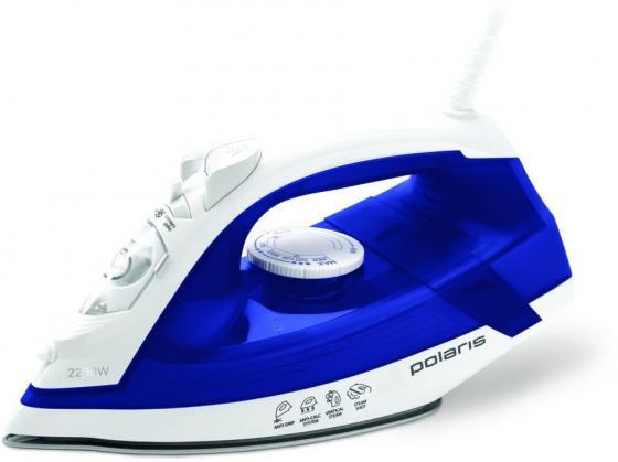 Утюг Polaris PIR2293K 2200Вт синий