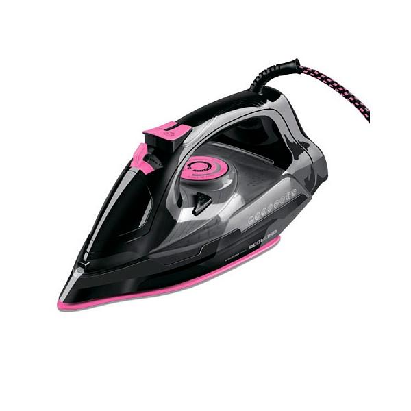 Утюг Redmond RI-C252 2200Вт черный розовый цена