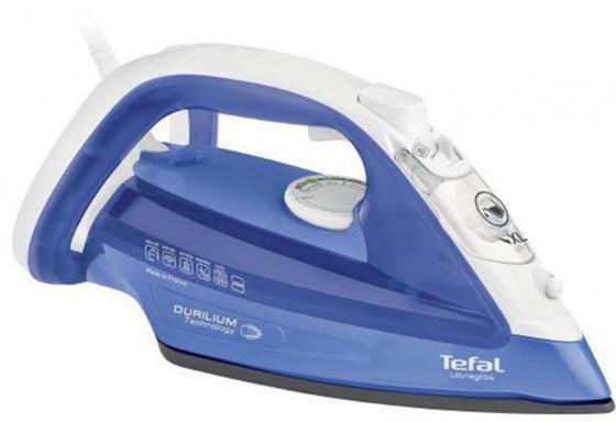Утюг Tefal FV4922E0 2400Вт синий tefal fv3922