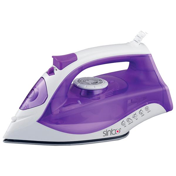 Утюг Sinbo SSI 6618 2200Вт фиолетовый белый утюг sinbo ssi 2875 2200вт коричневый