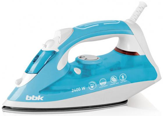 Утюг BBK ISE-2400 2400Вт голубой