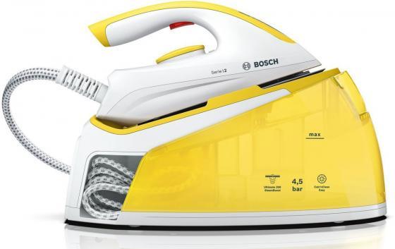 Утюг Bosch TDS2120 2400Вт желтый белый bosch my friend mix 20