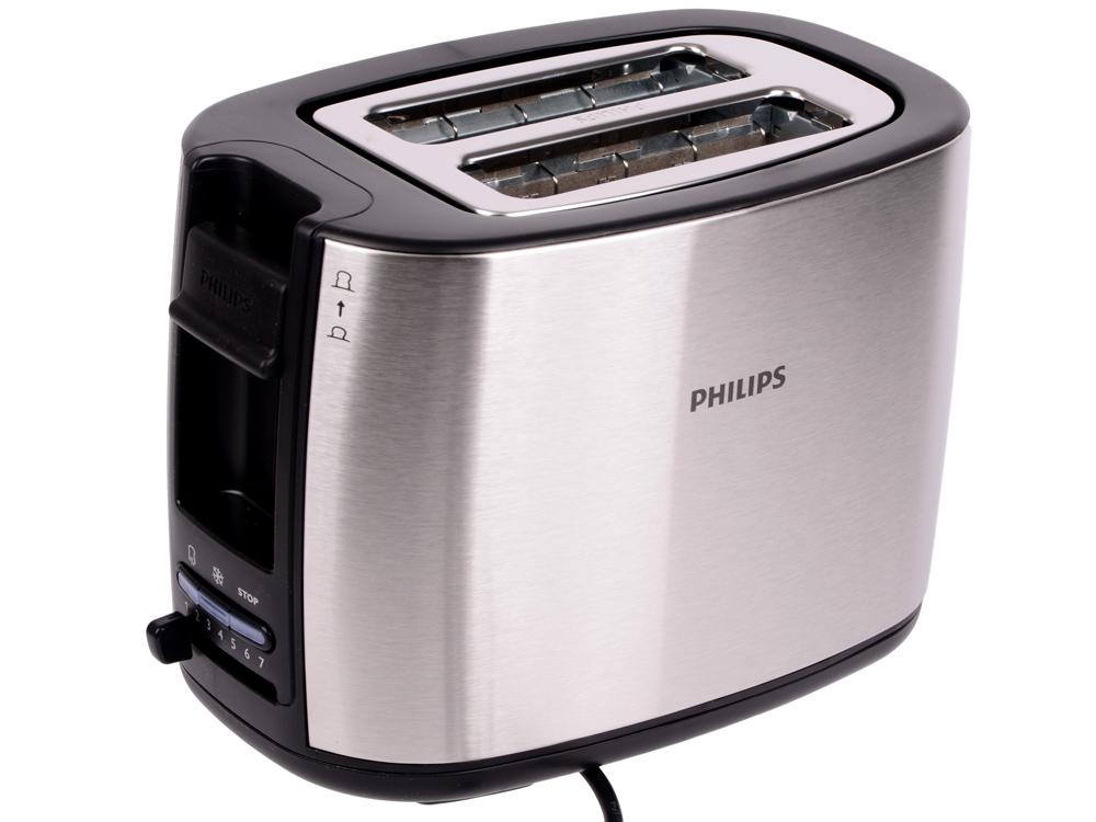 Тостер электрический Philips HD2658/20 philips тостер philips hd 2630 40