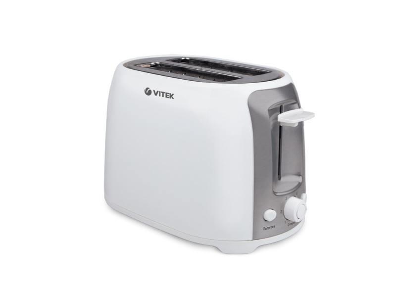 купить Тостер Vitek VT-1582 W дешево