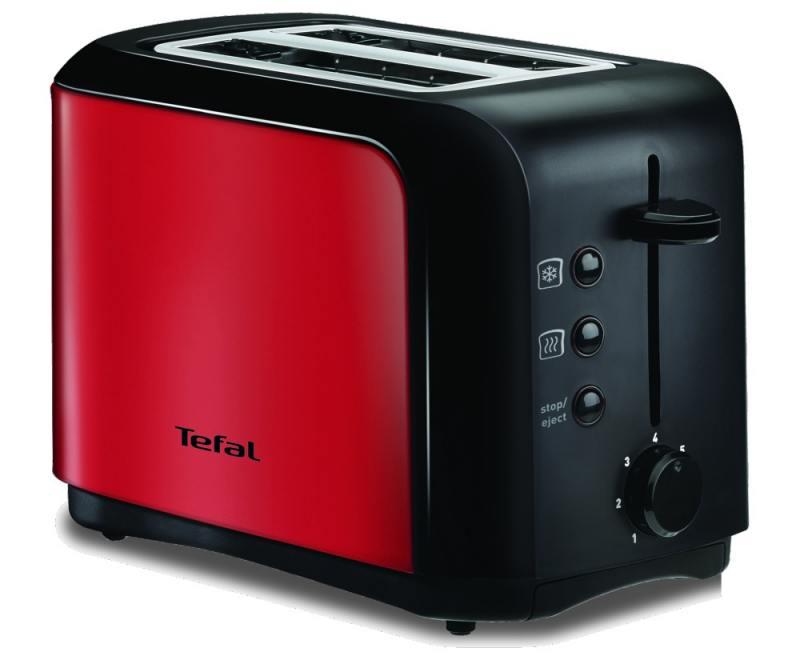 Тостер Tefal TT356E30 красный tefal tt 1301