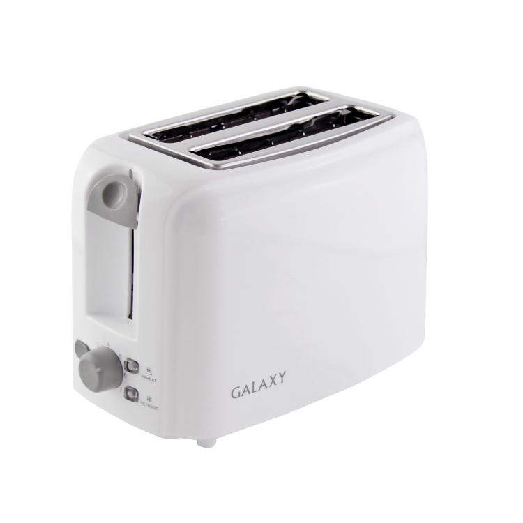 все цены на Тостер GALAXY GL 2905 белый онлайн