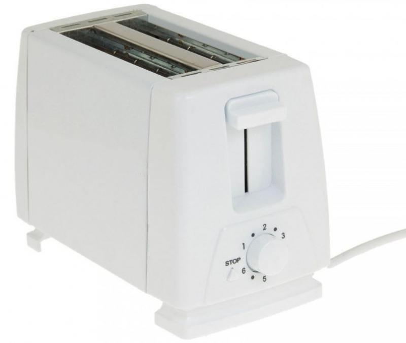 Тостер Irit IR-5104 белый irit at 02