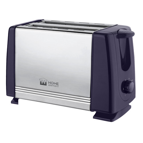 Тостер Home Element HE-TS500 темный топаз