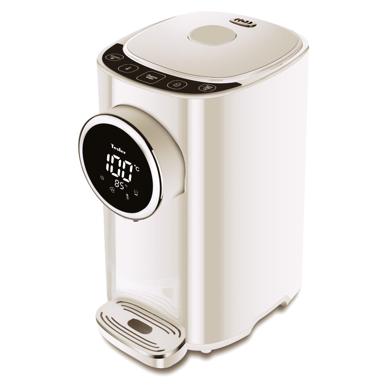 Термопот Tesler TP-5055 White 5 литров, 1200 Вт, быстрое кипячение/охлаждение электрическая плитка tesler pe 10 white pe 10 white