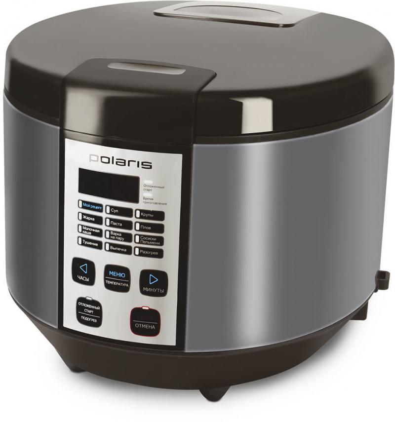 Мультиварка Polaris PMC 0558AD 700 Вт 5 л кофе polaris