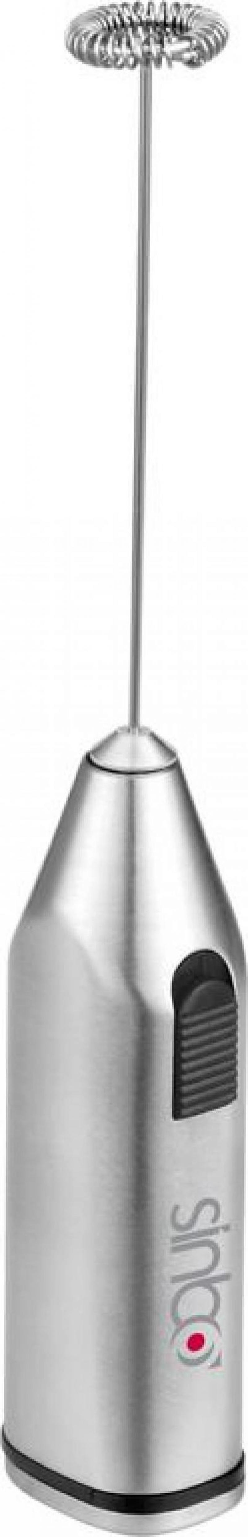 Миксер ручной Sinbo STO 6516 серебристый