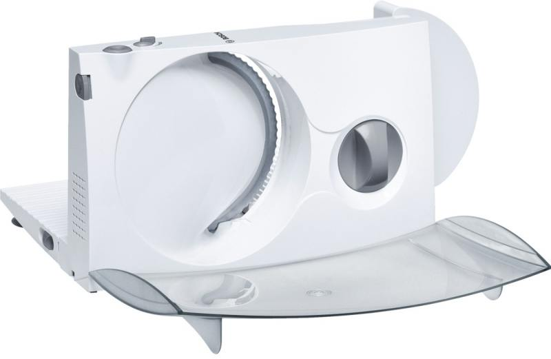 Ломтерезка Bosch MAS4104W 110Вт белый