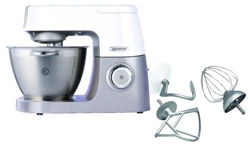 Кухонный комбайн Kenwood KVC5000T + 3 насадки: КАТ002МЕ / AWMGX40001 / AWAT9