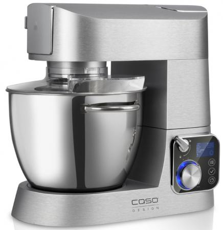 Кухонный комбайн CASO KM 1200 Chef серебристый кухонный комбайн ves 3001