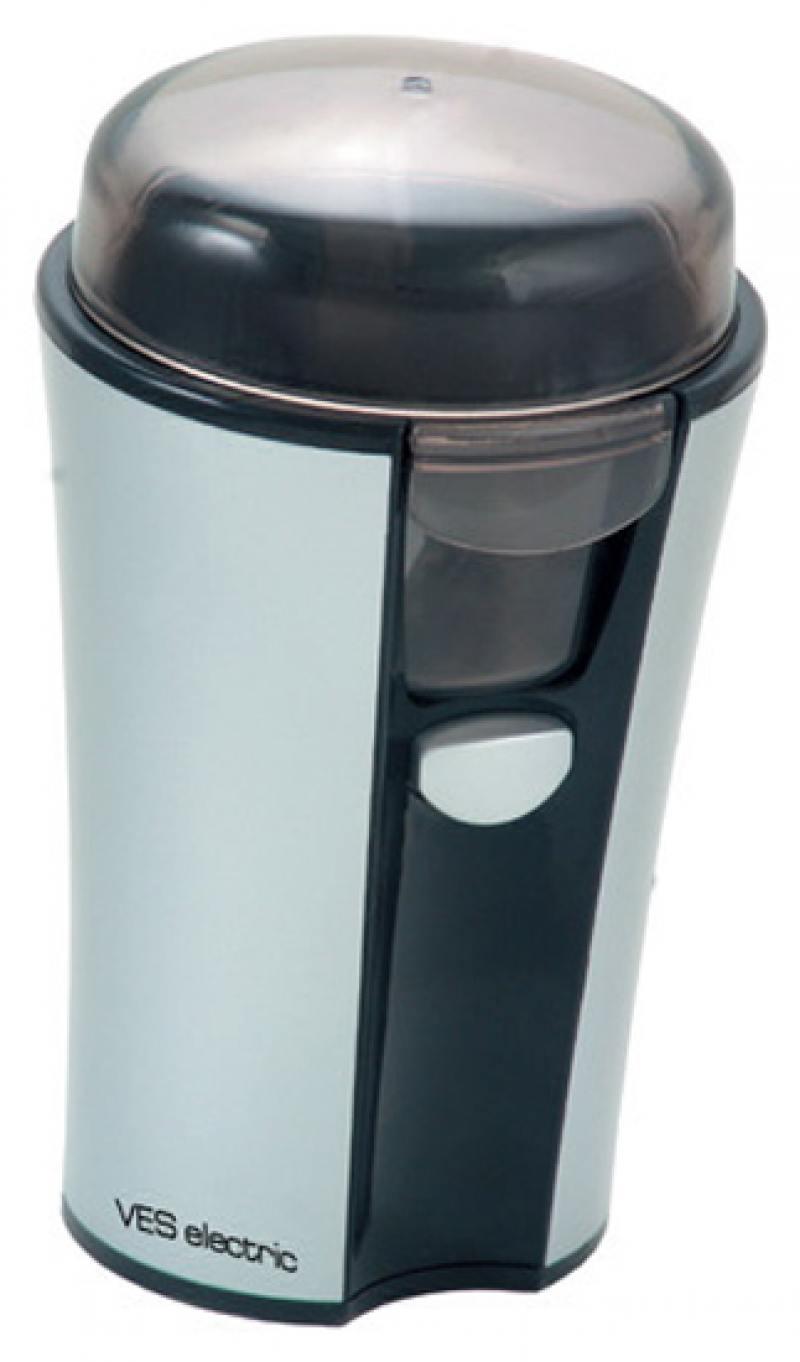 Кофемолка VES Electric V CG 3 180 Вт белый хлебопечь ves sk a4